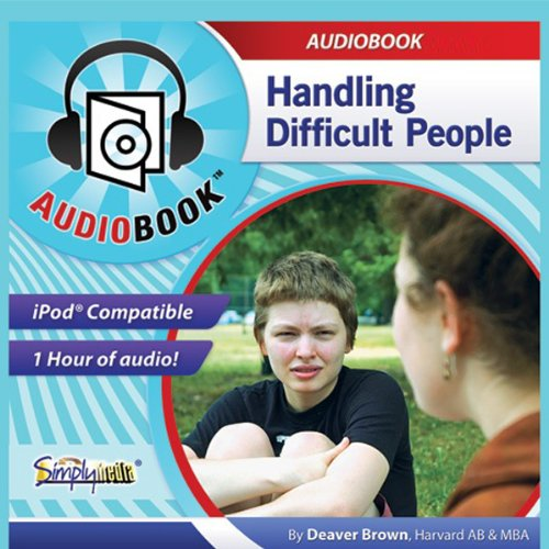 Handling Difficult People audiobook cover art