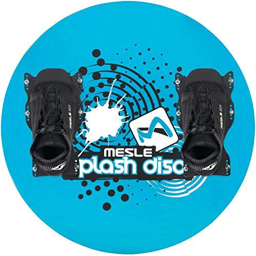 MESLE Teller Splash Disc 74 Blue, Wasserski Scheibe mit B6 Bindung