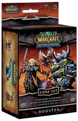 Upper Deck 62881 - World of Warcraft Booster 3 [Importado de Alemania]