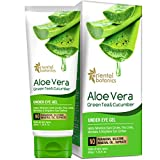 Oriental Botanics Aloe Vera, Green Tea & Cucumber Under Eye Gel, 40ml