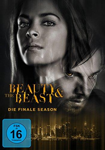 Beauty & the Beast - Die finale Season [4 DVDs]