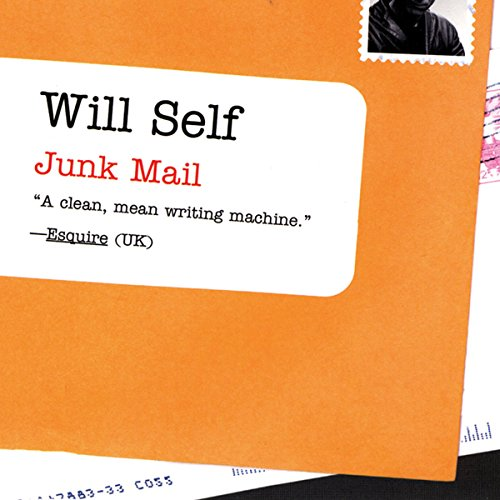 Junk Mail audiobook cover art