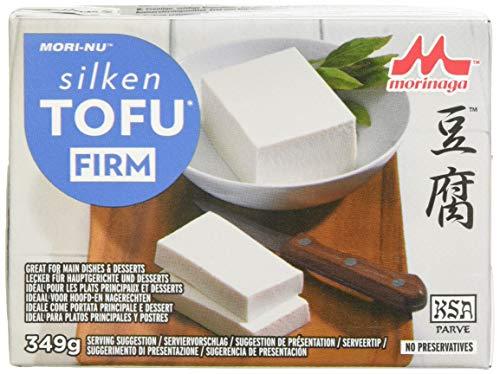 MORI-NU Tofu Ferme 349 g 12 Pièces
