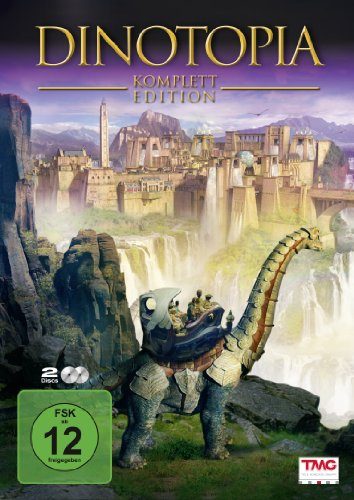 Dinotopia - Komplett-Edition [2 DVDs]