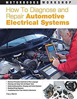 How to Diagnose and Repair Automotive Electrical Systems (Motorbooks Workshop) (0760320993) | Amazon price tracker / tracking, Amazon price history charts, Amazon price watches, Amazon price drop alerts
