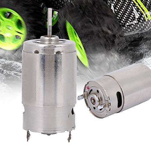 Motor fuerte, 7,2 V - 8,4 V imán de metal 2.3mm 46.5 * 27.5mm para control remoto de automóviles