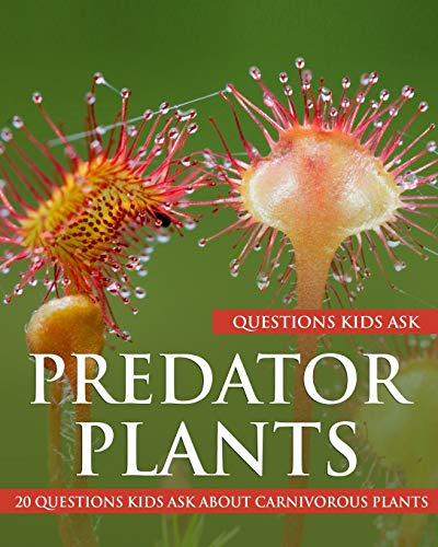 Predator Plants: 20 Questions Kids Ask About Carnivorous Plants (Volume 1)