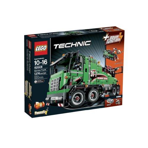 LEGO Technic 42008 Service Truck