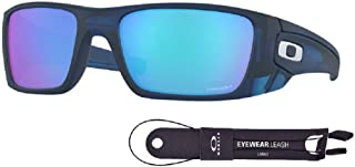 Oakley Fuel Cell OO9096 Sunglasses For Men+BUNDLE with Oakley Accessory Leash Kit