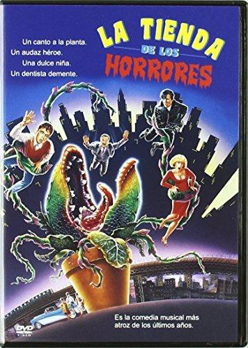 La Tienda de los Horrores DVD 1986 Little Shop of Horrors