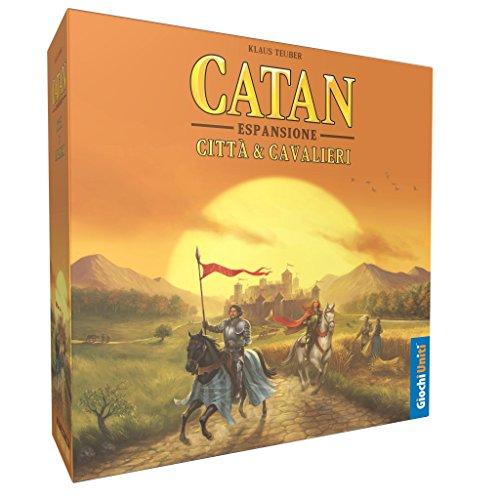 Giochi Uniti GU524 - Die Siedler von Catan: Stadt und Ritter