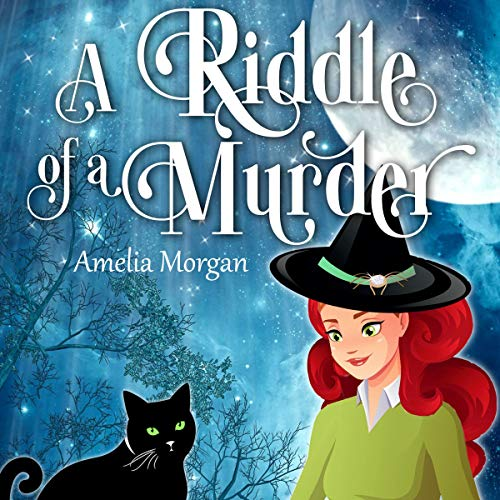 A Riddle of a Murder audiobook cover art