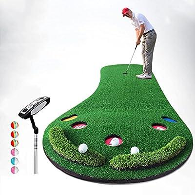 QiangDa Vergrößert Golf Puttingmatten/Schlagmatten