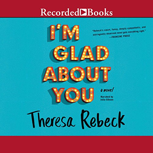 I'm Glad About You audiobook cover art