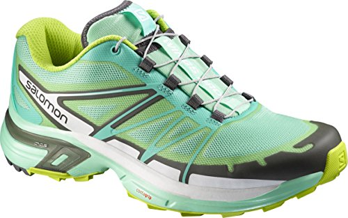Salomon Wings Pro 2 Women's Zapatilla De Correr para Tierra - SS16-42.7