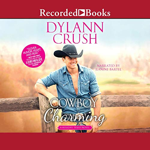 Cowboy Charming audiobook cover art
