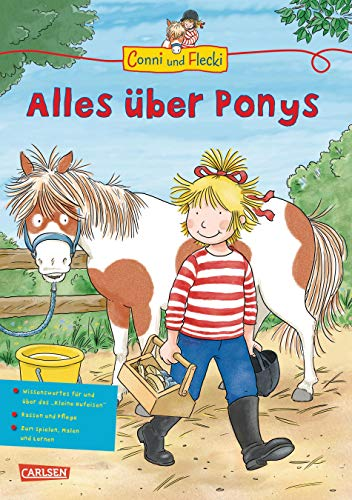 Conni und Flecki: Alles über Ponys