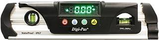 Digi-Pas 防水式デジタルレベル 水平器 0.05° 200mm DWL280Pro