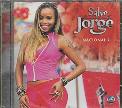 Salve Jorge - Cd Trilha Nacional Novela 2 - 2013