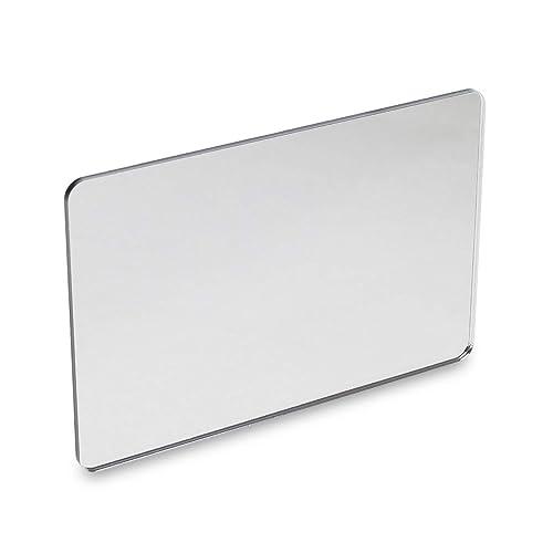 Adhesive Mirror Sheet Amazon Com
