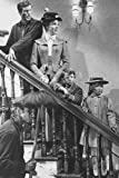 Póster de Mary Poppins de Julie Andrews Dick Van Dyke y niños (60 x 91 cm)