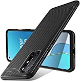 Luibor for OnePlus 8T Case, Black Silicone Phone Case for OnePlus 8T, Anti-Scratch Case for OnePlus 8T, OnePlus 8T Protection Case, Compatible with Oneplus 8T 5G