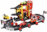 Jouets Ecoiffier – 3042 - Circuit garage F1 Abrick – Jeu de construction pour enfants – Dès 18 mois – Fabriqué en France