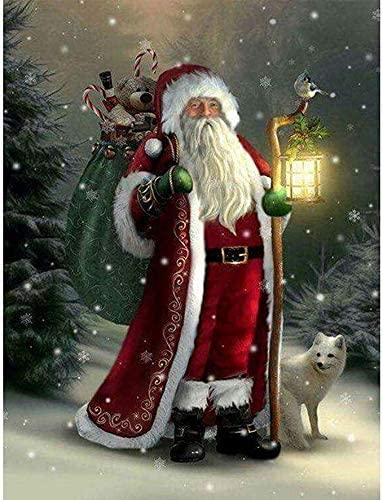 ACANDYL 35% OFF Max 77% OFF Paint by Number Painting Claus DIY Santa