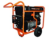 Generac 5734 GP15000E 15000 Running Watts/22500 Starting Watts Electric Start Gas Powered Portable Generator