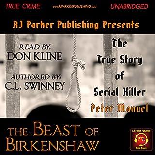 Peter Manuel: The Beast of Birkenshaw Serial Killer cover art