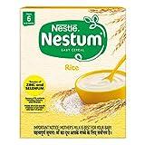 Nestle NESTUM Baby Cereal (6 Months-12 Months) Rice - 300 g
