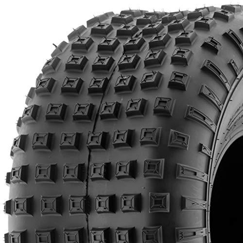 SunF 15x7-6 Replacement Tubeless 6 PR ATV UTV Tires A011 [Single]