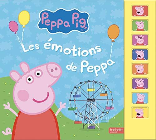 Peppa Pig - Livre son Emotions