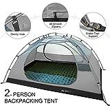 Zoom IMG-2 forceatt tenda campeggio 1 2