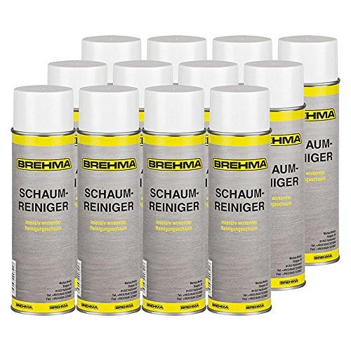 12x BREHMA Multi Intensiv Schaumreiniger Glasreiniger 500ml