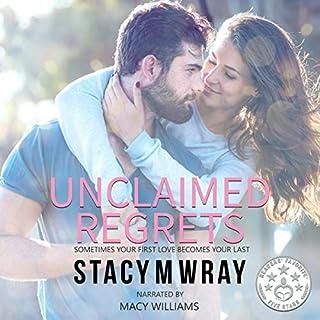 Unclaimed Regrets audiobook cover art