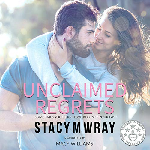 Unclaimed Regrets audiobook cover art