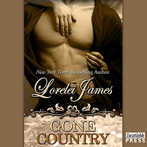 Gone Country audiobook cover art