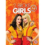 2 Broke Girls The Complete Series 1-6 [DVD-PAL](Import)