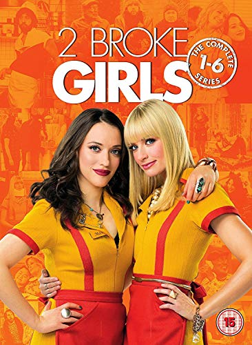 2 Broke Girls: The Complete Series 1-6 [DVD] [UK-Import]