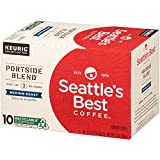 Seattle's Best Coffee K-Cup Pods, Portside Blend, 10 CT (Pack - 2)