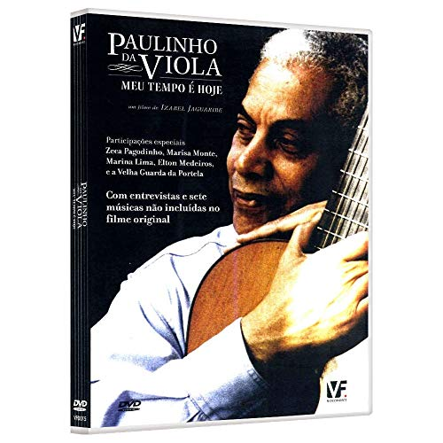 DVD - Paulinho da Viola: Meu Tempo é Hoje