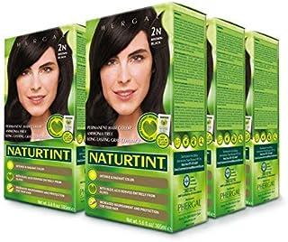 Naturtint Permanent Hair Color - 2N Brown Black, 5.6 fl oz (6-pack)