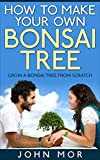 How to make your own bonsai tree: grow a bonsai tree from scratch (Grow Indoor Trees Book 5) (English Edition)