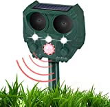 Solar Ultrasonic Pest Repellers - Best Reviews Guide