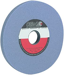 "7/"" X 1//2/"" X 1-1//4/"" Pack of 2 CGW-Camel 34325 AZ Surface Grinding Wheel-Size"