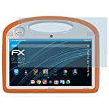 atFolix Schutzfolie kompatibel mit Archos 101 ChildPad Folie, ultraklare FX Bildschirmschutzfolie (2X)