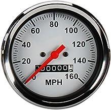 سنج سنج سرعت ، صورت سفید ، 3-3 / 8 ، مکانیکی