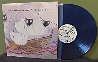 The Dust of Retreat LP (Blue Vinyl) (Limited to /100 copies)