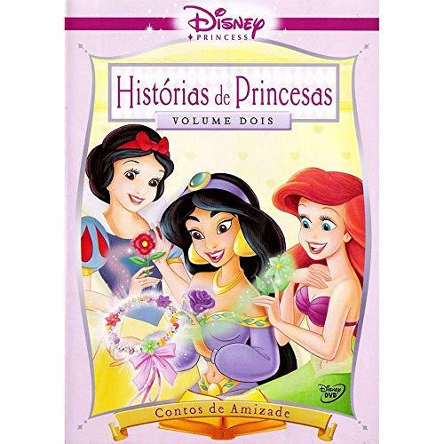DVD Disney - Histórias de Princesas - Volume 2